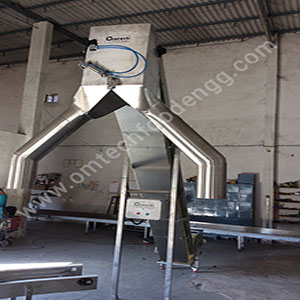 Flow Diverter Conveyor System india