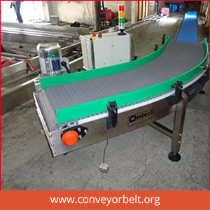 Modular Conveyor Belt Exporter