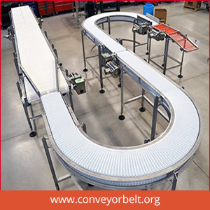 Radius Conveyor Belt Supplier